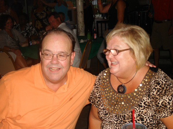 Ronnie and Donna Flowers