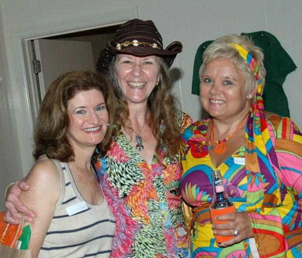 Letty Lanier, Carol Oglesby and Denise Krake